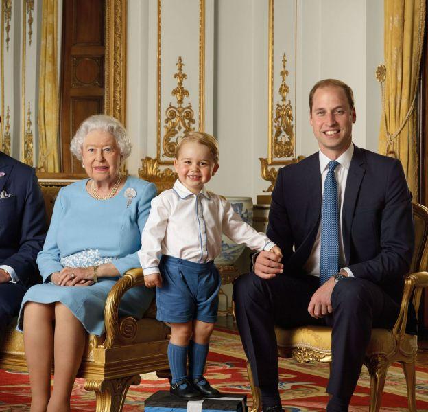 Le prince William a toujours pu compter sur le soutien de la reine Elizabeth II.