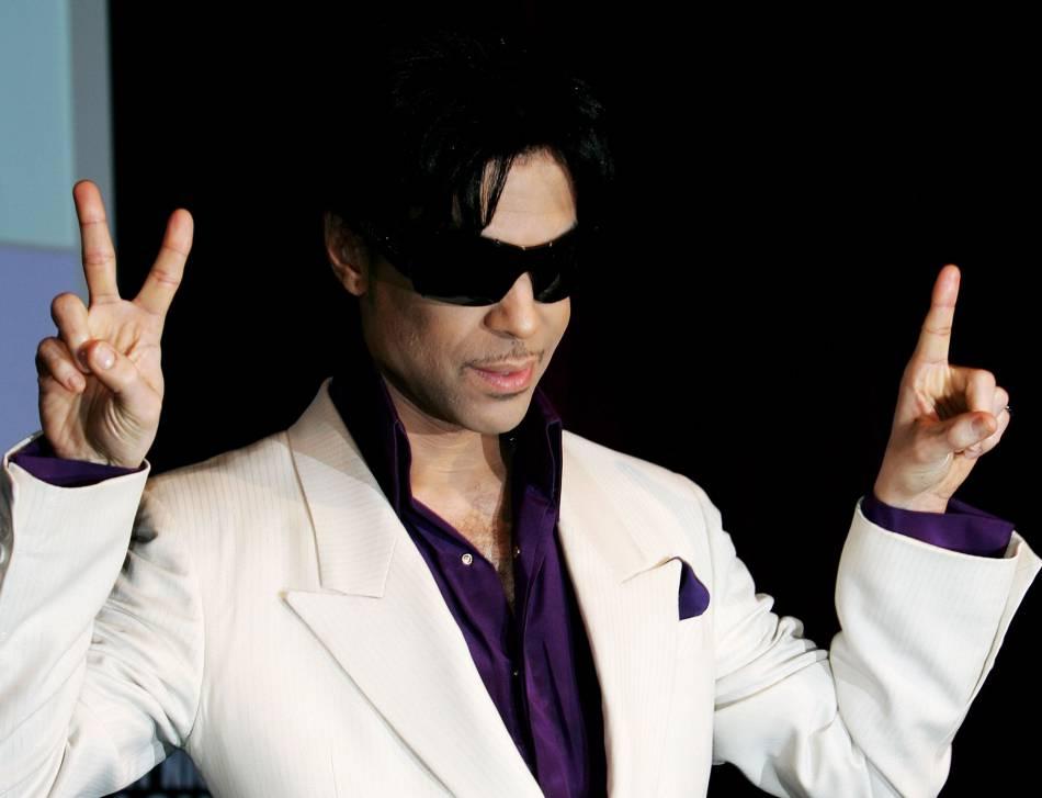 Prince en 2007 à Londres.