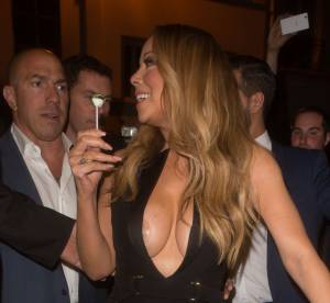 Mariah Carey, accident téton et émeute : la diva se fait remarquer à Paris