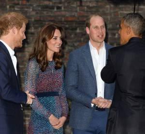 Kate Middleton : ravissante pour accueillir le couple Obama à Londres