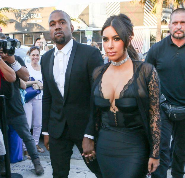 Kim Kardashian, demoiselle d'honneur sulfureuse au mariage d'Isabela Rangel Grutman.