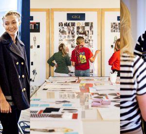 Gigi Hadid propose aux côtés de la griffe américaine Tommy Hilfiger, une capsule ultra tendance pour la rentrée 2016.