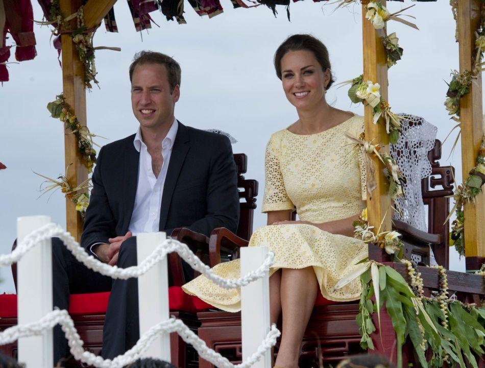 Kate Middleton et le prince William ne dépensent quasiment rien pour leurs vacances.