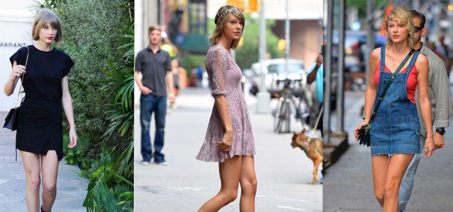 Taylor Swift : ses 10 plus beaux street styles