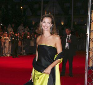 Carole Bouquet à la 34e édition de l'American Film Festival.