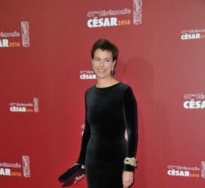 Carole Bouquet à la 41e cérémonie des César.