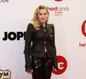 Madonna partage son voyage avec ses fans sur Instagram.