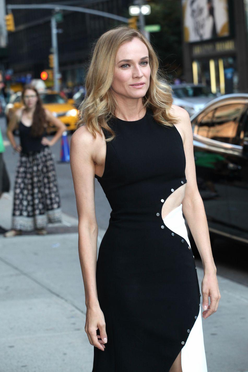 La derniere en date : l'acteur a conduit la belle blonde à l'aéroport de Los Angeles.