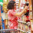 Ce mardi 16 août 2016, Vanessa Hudgens a été aperçue dans la chaîne de magasins Ralphs.