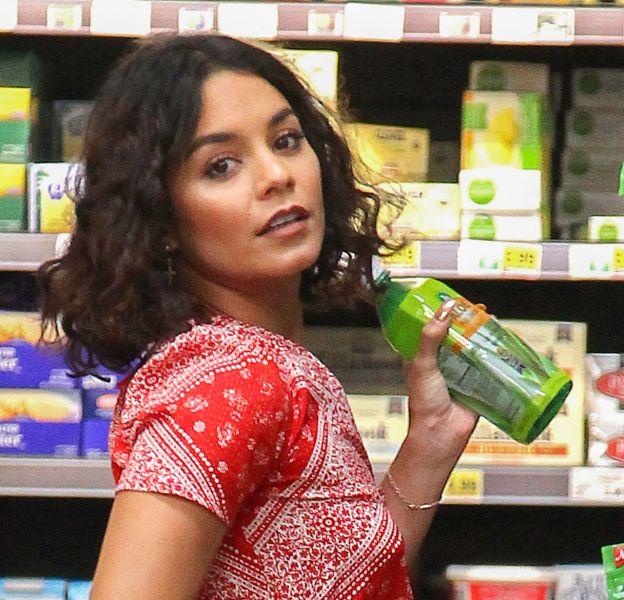 A quoi reconnaît-on une actrice dans un supermarché ? Elle est sublime en toute circonstance !