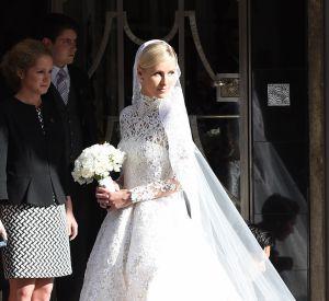 Nicky Hilton a épousé en juillet 2015 James Rothschild au palais de Kensington à Londres.