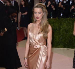 Amber Heard : elle fait la fête après son divorce