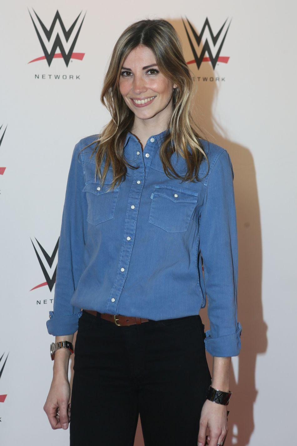 Alexandra Rosenfeld a donné naissance à sa fille Ava, le 23 août 2010.