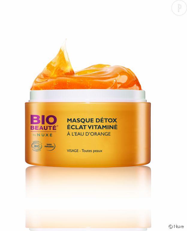 Masque détox vitaminé à l'eau d'orange, Bio-Beauté® by Nuxe