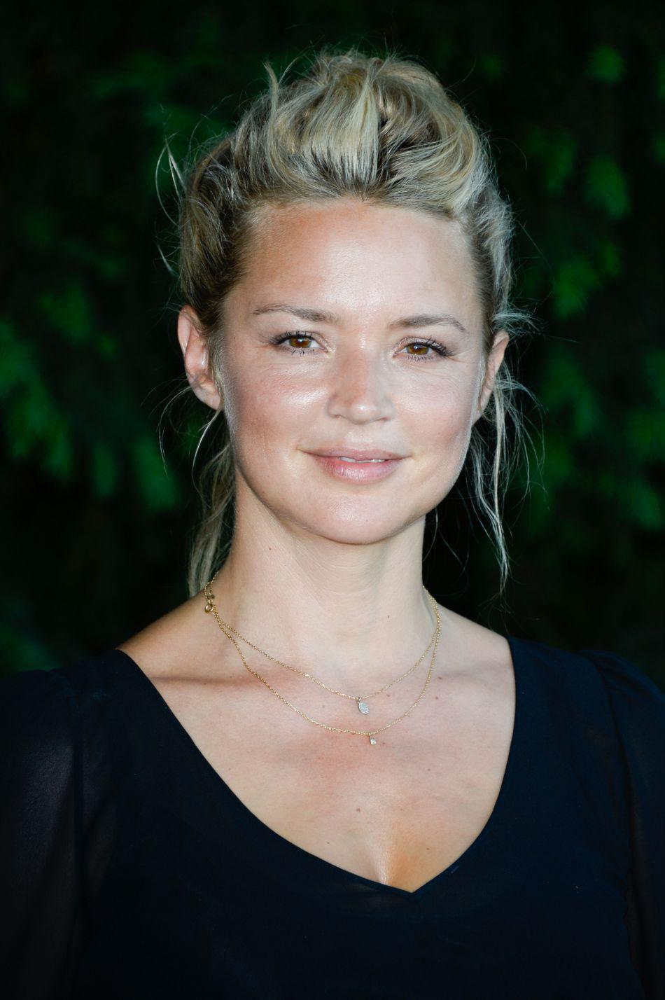Virginie Efira, présente hier soir lors du red carpet de la 9ème édition du Festival du film francophone d'Angoulême.