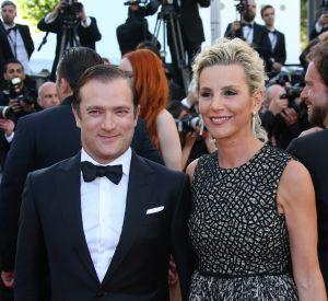 La journaliste a eu un troisième enfant avec Renaud Capuçon.