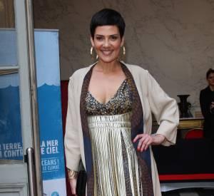 Cristina Cordula dévoile une photo d'elle terriblement élégante en Sonia Rykiel.