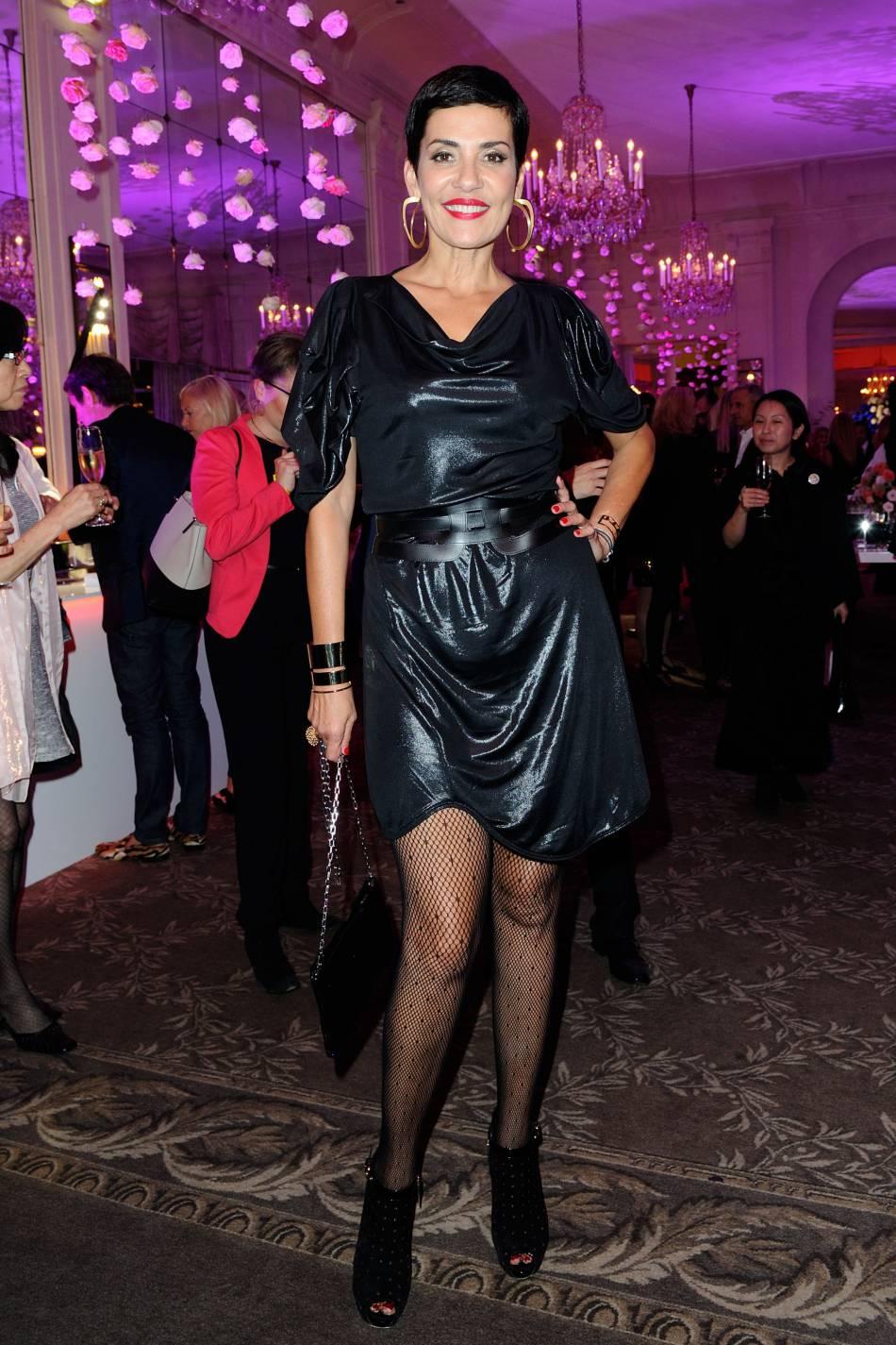 Cristina Cordula est affectée par la mort de Sonia Rykiel.