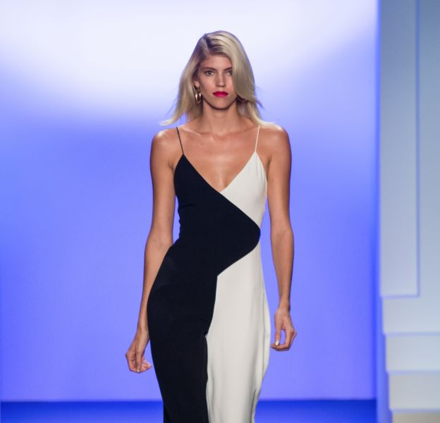 Cushnie et Ochs printemps-ete 2018Lieu : new-yorkThe Dock at Moynihan Station 330 West 33rd Street 10001