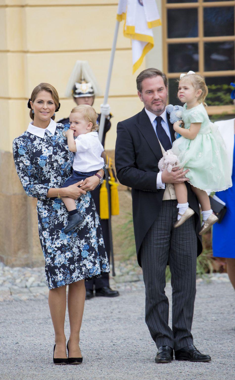 La princesse Madeleine avait également fait le déplacement !