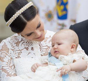 Sofia de Suède : princesse radieuse pour le baptême de son fils Alexander
