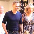 Tom Hiddleston et elle ont rompu après quelques semaines d'idylle très médiatisée.