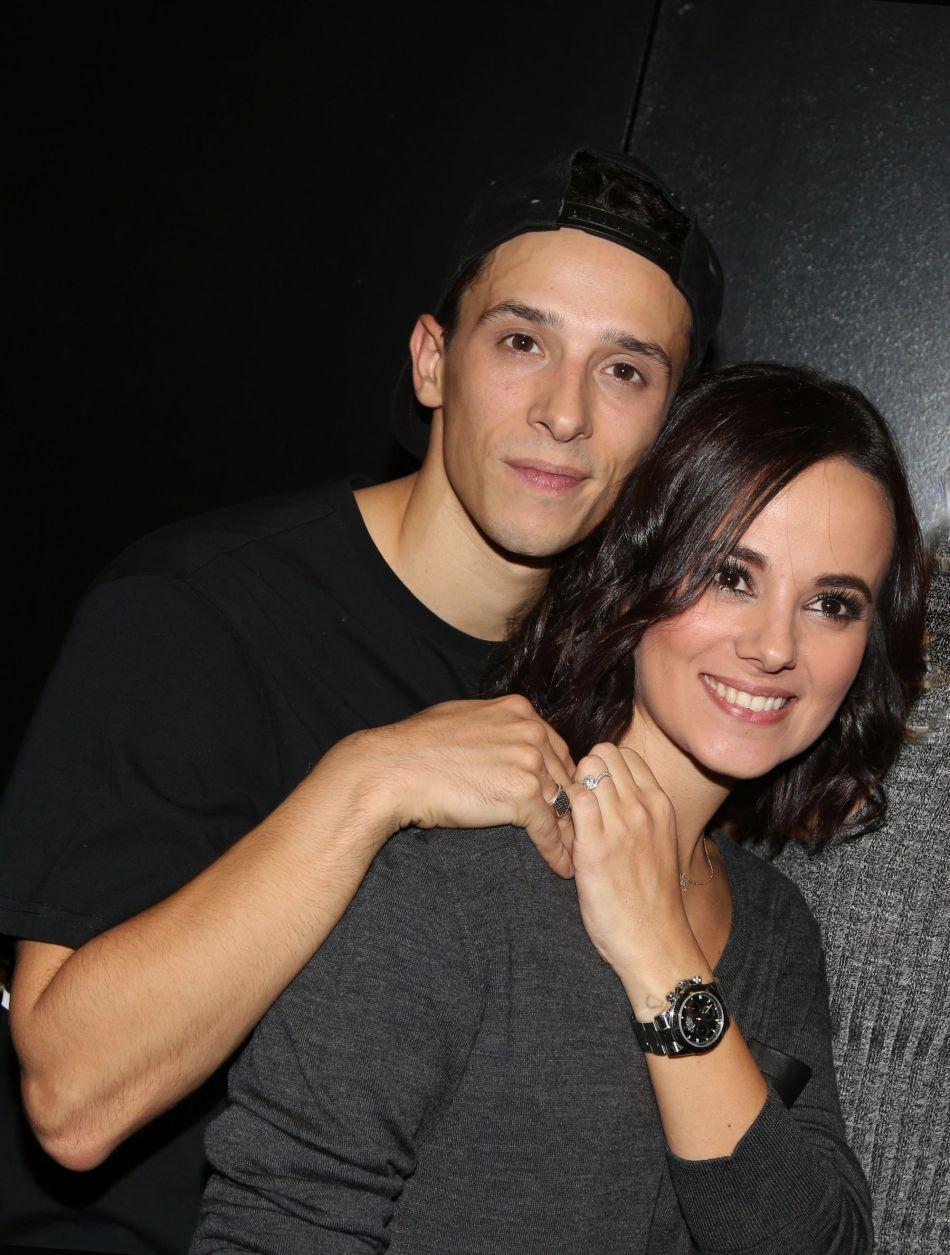Alizée et Grégoire forment le couple idéal.