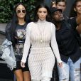 Kim Kardashian est une habituée des couvertures stylées.