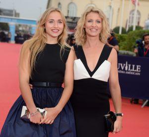 Alexandra Lamy : maman très fière de Chloé Jouannet