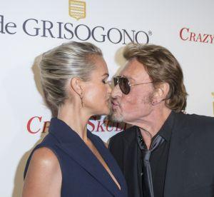 Laeticia Hallyday toujours aussi amoureuse : son baiser torride à Johnny