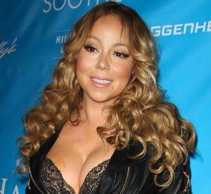 Mariah Carey : toujours aussi déjantée, elle montre ses seins