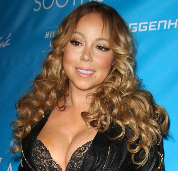 La chanteuse sulfureuse Mariah Carey