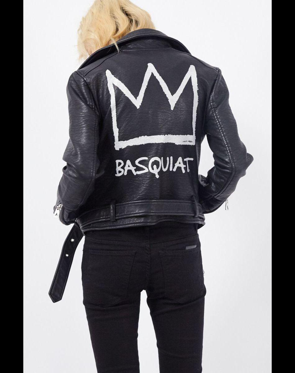 Eleven Paris est un Basquiat addict.