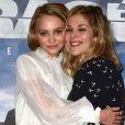 Lily-Rose Depp et sa tante Alysson Paradis aiment passer du temps ensemble.