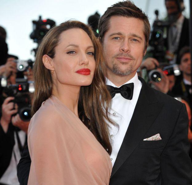 Angelina Jolie et Brad Pitt, c'est fini.