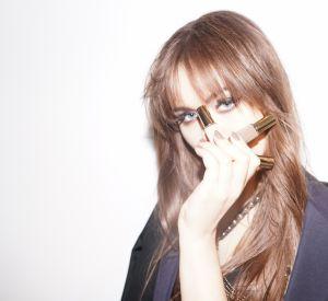 Kristina Bazan est la première influenceuse à signer une collaboration avec la marque de cosmétique.