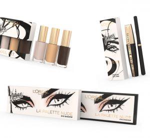 L'Oréal Paris x Kristina Bazan, les différents produits de la collaboration entre la fashionista et la marque.