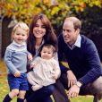 La famille de Cambridge embarquera ce 24 septembre 2016 pour leur premier voyage à quatre.