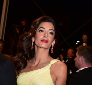Amal Clooney : look de first lady dans les rues de New York