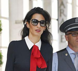 Présente dans la ville pour le sommet des Nations Unies, la femme de George a prouvé son potentiel de First Lady.