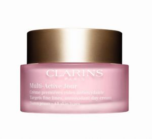 Multi active, Clarins, 64€.