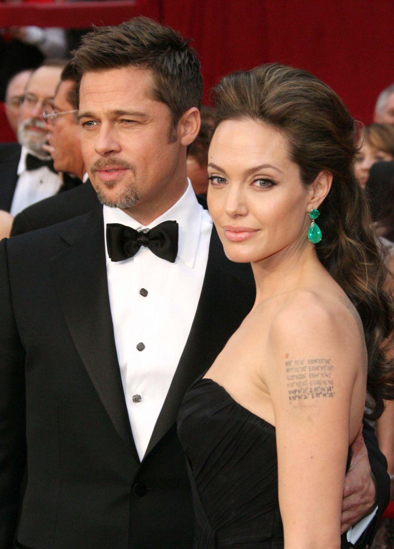 Quelques jours après l'annonce de leur divorce, Brad Pitt et Angelina Jolie font encore parler.