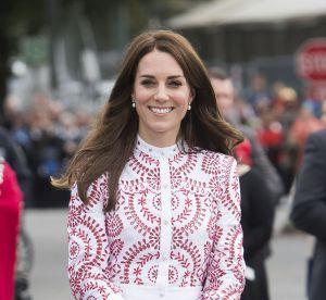Kate Middleton : canon en robe haute couture pour son premier jour au Canada