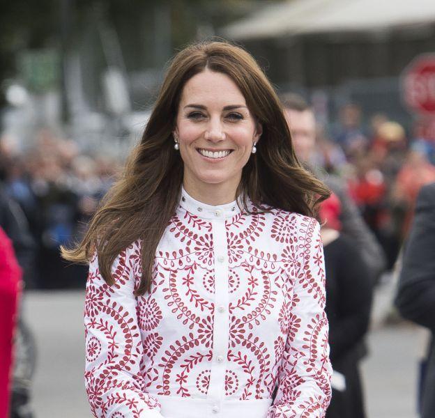 Kate Middleton, canon pour son premier jour de visite au Canada.