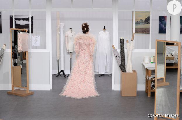 Défilé Chanel, Paris Fashion Week - Haute Couture Automne/Hiver 2016.