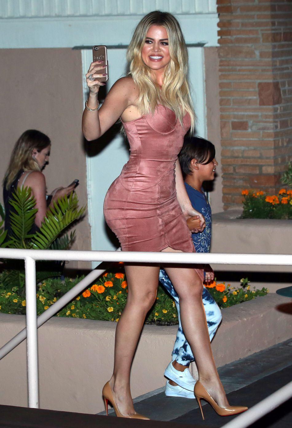Khloe Kardashian, une femme épanouie.
