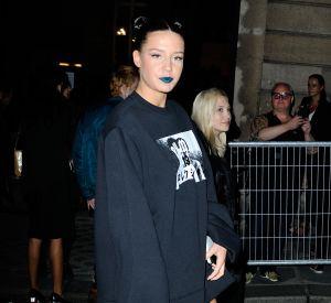 Pari réussi pour Rihanna qui a fait de son défilé, l'évènement de la Fashion Week.