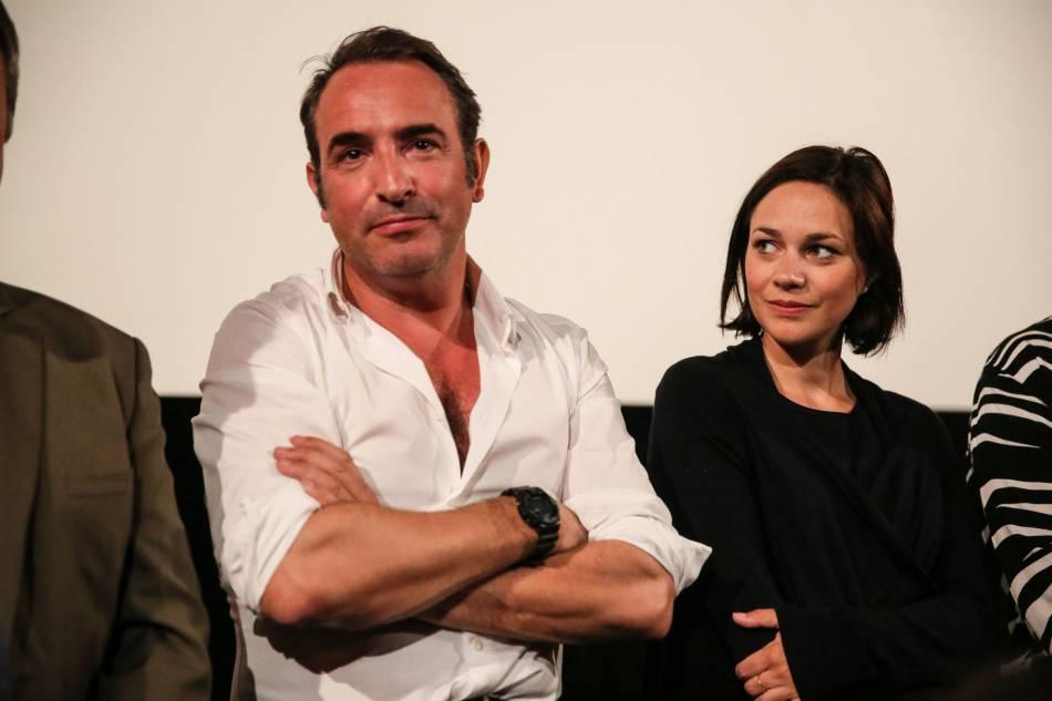 Jean Dujardin et Nathalie Péchalat sont les heureux parents d'une petite Jeanne.