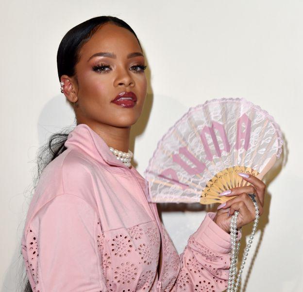 Rihanna à Paris le 28 septembre 2016.
