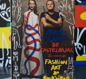 Le livre de Jean-Charles de Castelbajac est disponible à la vente.